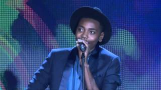 "Anderson Performs ""Said I Love You But I Lied"" By Michael Bolton 