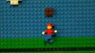 不運なマリオのB-DASH【LEGO】完全版
