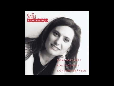 BERTA ALVES DE SOUSA - Preludio I - Sofia Lourenço, piano