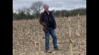 Jeremy Clarkson Embraces His Inner American On Farm [Funny]