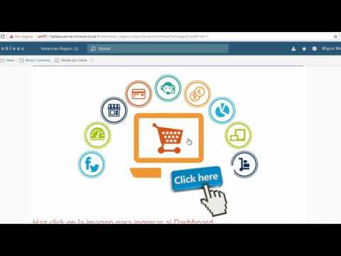 Final video Colombia Shops Dashboard