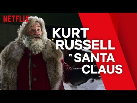 The Christmas Chronicles | Introducing Kurt Russell as Santa Claus | Netflix