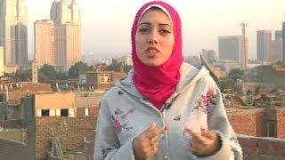ميام محمود أول محجبة مصرية تغني الراب