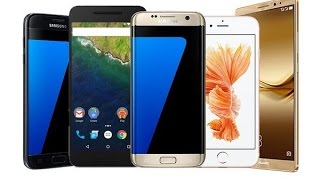 Repeat youtube video TOP 10 Meilleurs Smartphones Android 2016 2017