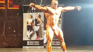 תחרות מר ישראל 2018 נאבא(14), דני קגנוביץ בהופעת אורח