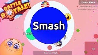 Agar.io 15 Kills World Record?! Epic Agario Battle Royale Gameplay!