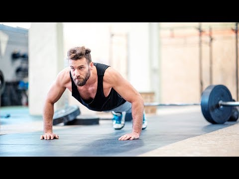 Upper Body Workout - Ep 8 | Anytime Anywhere Workout | Men's Health