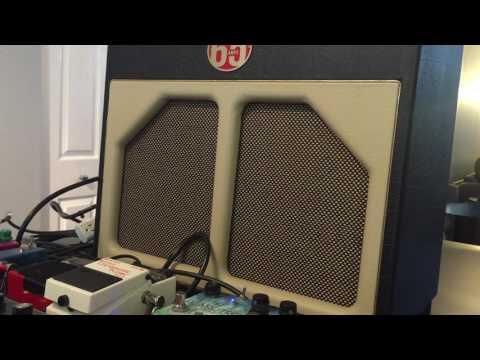 65 Amps Ventura Demo w/ Pedals