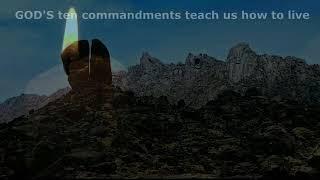 Download Verset du Jour 11 Juin 2020 Daily Devotional Les dix commandements de DIEU nous apprennent à vivre