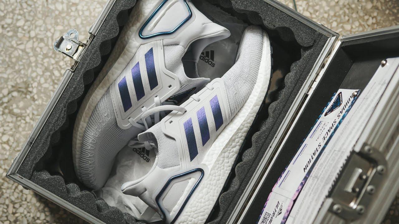 Adidas ULTRABOOST 20 Unboxing & On Feet - Dash Grey Colorway