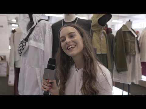 Daisy Podmore Childe, Northumbria University | Tessuti X GFW 2018