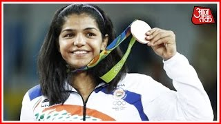 Rio Olympics: Sakshi Malik Wins Bronze Medal In Women's Wrestling