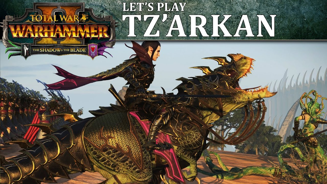Download Malus Darkblade Let's Play | Total War: WARHAMMER 2 - The Shadow & The Blade