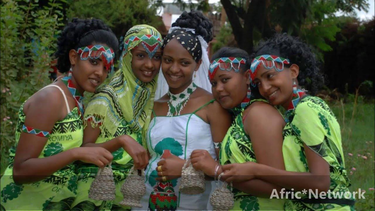 Oromo Ethnic Group Black Women (Slide Show)