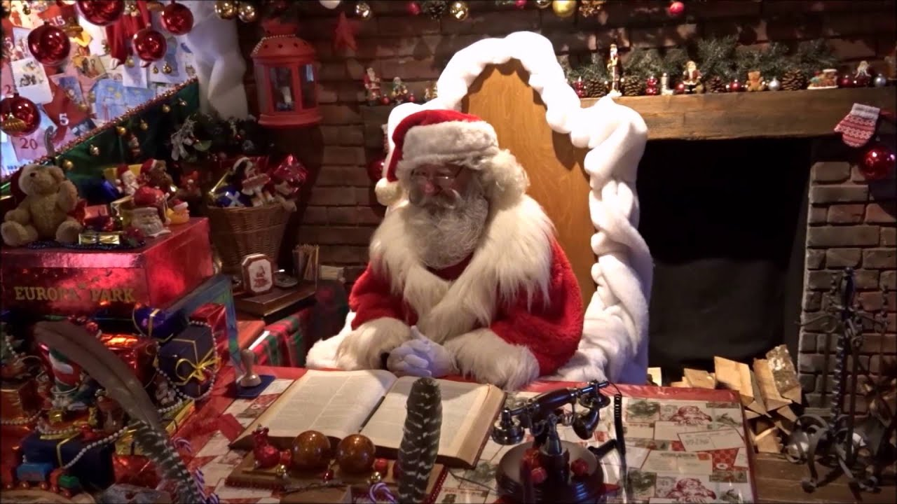 marché de noel europa park 2018 Europa Park   Les illuminations et décorations de Noël  marché de noel europa park 2018
