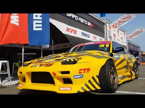 Новая машина Гочи!? | RDS GP 2019 | Красное кольцо | Красноярск | Дрифт