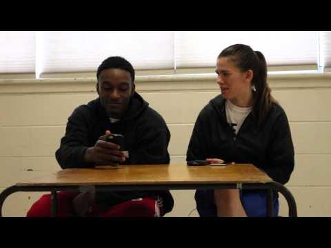 Life, Love & Basketball Pt.1 - Alex Johnson & Brey Dorsett - Love & Basketball Proposal