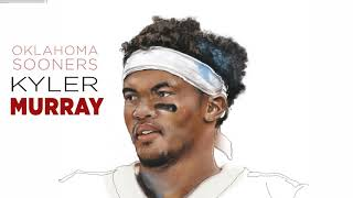 Speed Drawing: Kyler Murray