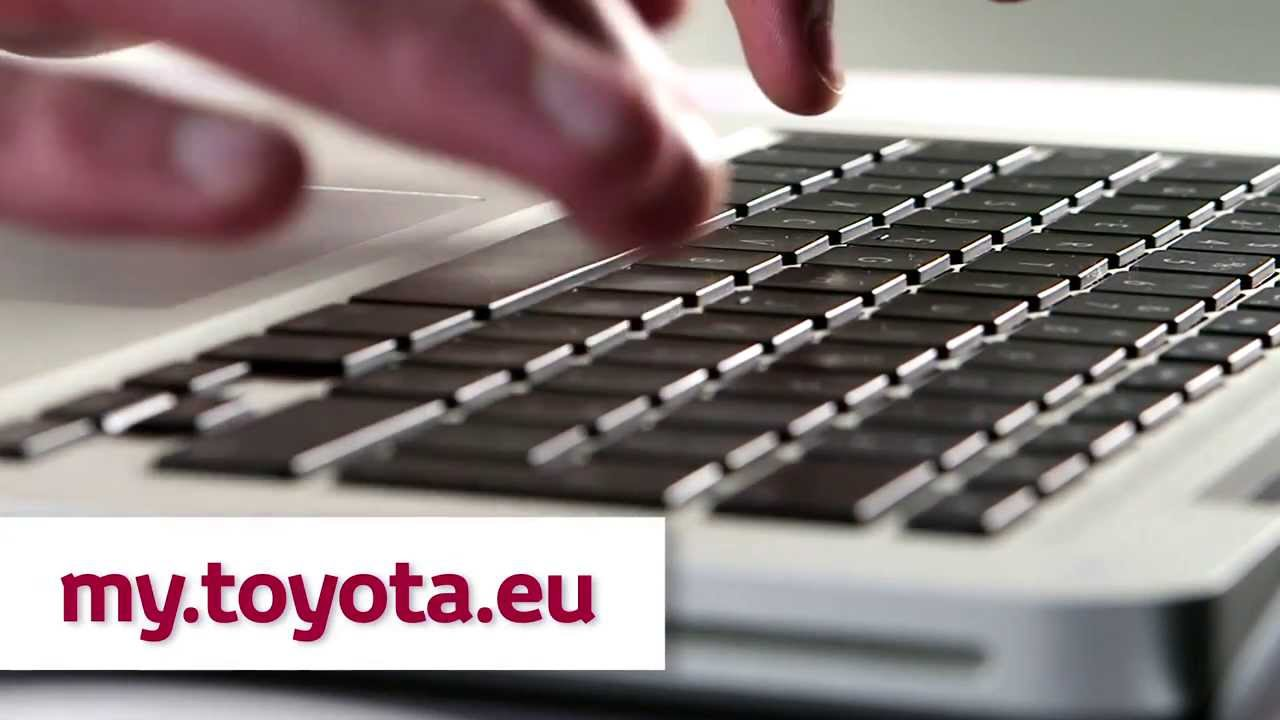 Toyota Touch 2 - How to update your maps and software