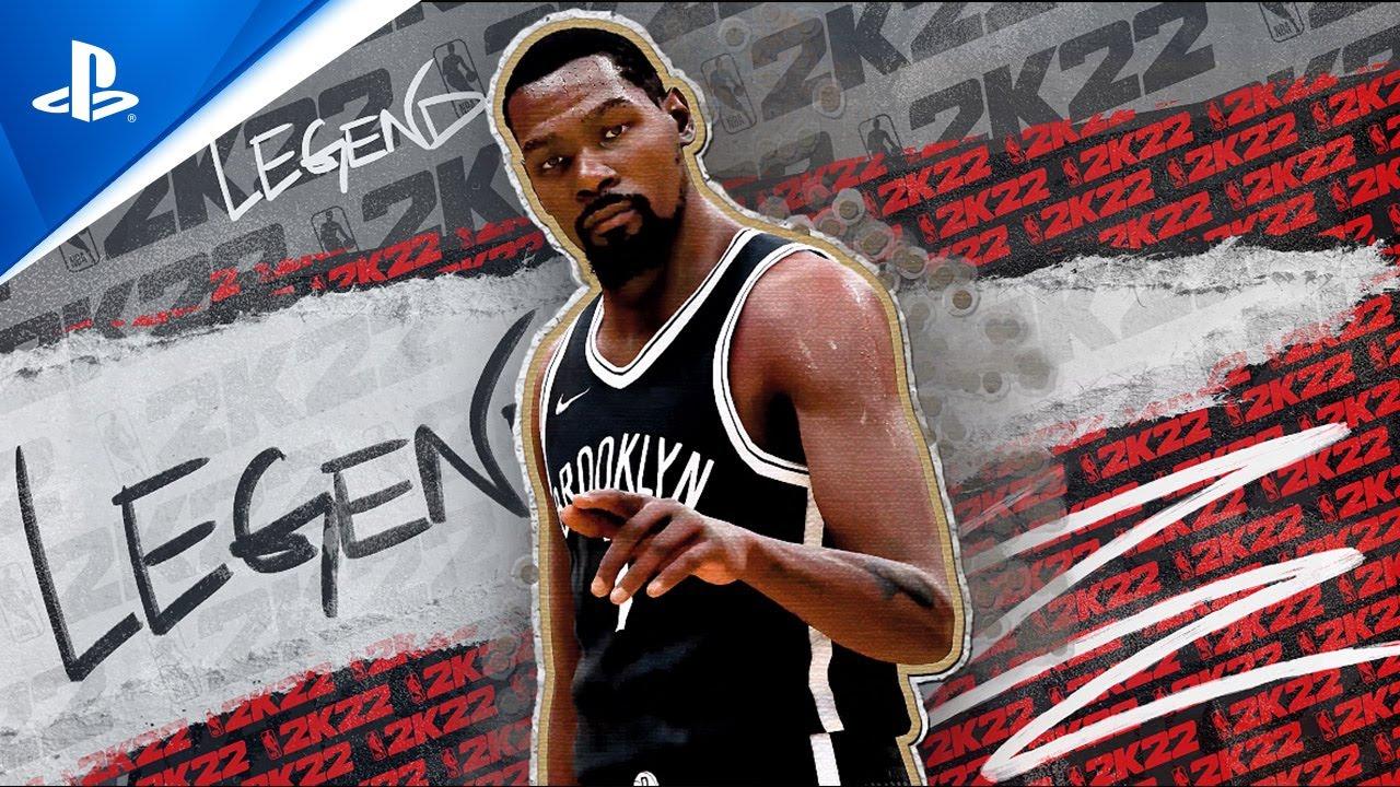 NBA 2K22 – Tráiler de juego | PS5, PS4