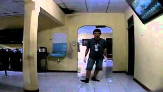 belajar shuffle dance bersama gps part2