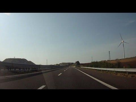 "A14 Vasto - Foggia ""Adriatica"" / Italy"