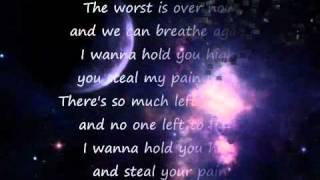 Seether - Broken (Instrumental Acoustic) Lyrics
