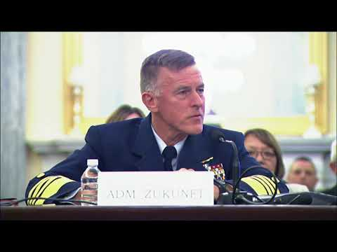 Inhofe Q&A at Commerce Hearing about Coast Guard Readiness