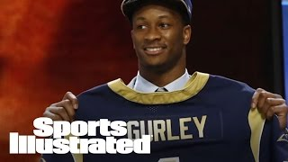 Todd Gurley has hilarious reaction to scout's criticism of Eli Apple's cooking skills | SI Now