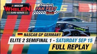 ELITE 2 Semi Final 1 | NASCAR GP GERMANY 2018