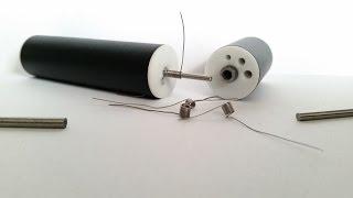 Приспособление для намотки койла (micro coil) .(Только моё видео . Виде о про всё , видео из жизни ))), 2015-04-23T10:33:23.000Z)
