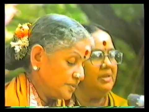 M S Subbulakshmi - Ghungharu Baandh (Bhajan) - Sindhubhairavi - Indira Devi