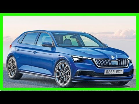 New 2019 Skoda Scala To Rival Vw Golf K Production Channel Youtube