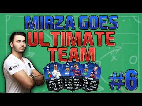 Mirza Goes Ultimate Team #6   FUT - Draft   Spiel 1   FIFA 16