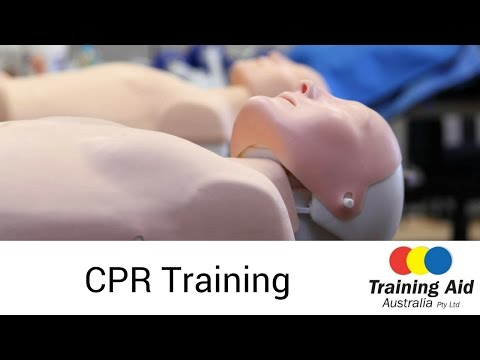CPR Training Course | Provide CPR HLTAID001 | Training Aid Australia | Sydney