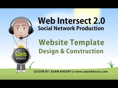 How to Build a Social Network Website Web Intersect