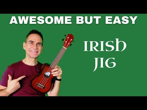 The Kesh Jig - Irish Ukulele