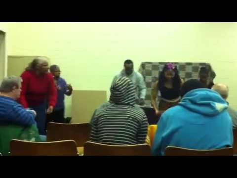 Healing African Dance