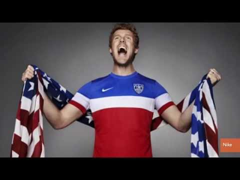 USA Soccer Unveils Away Jerseys for The World Cup