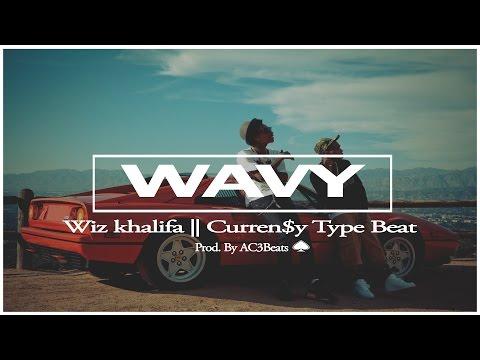 "Free Wiz Khalifa || Curren$y Type Beat 2016 – ""Wavy"" [Prod. By AC3Beats]"