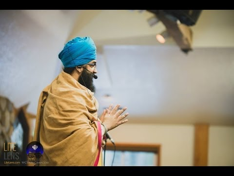 WCSC 2013 - The Distinct Path - Bhai Santbir Singh (Toronto)