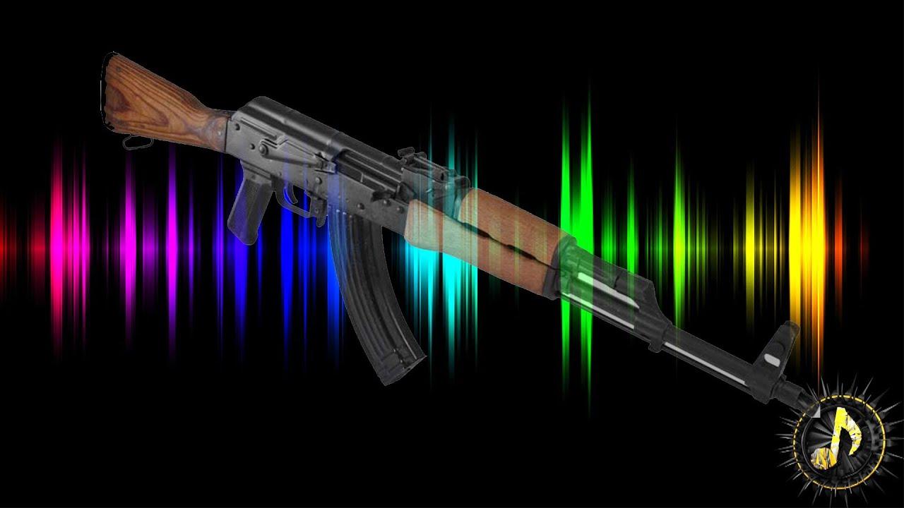 Free Sound Effect Ak 47 Gun Shot Youtube - Imagez co