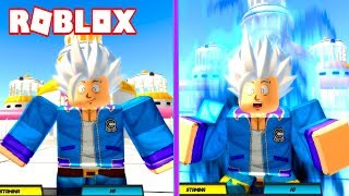 NEW FACIAL CLOTHING AND ANIMATIONS!!! - ROBLOX DRAGON BALL FORCES