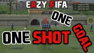 EAZY FIFA - Coups Francs / Free Kicks [FIFA 14] [HD]