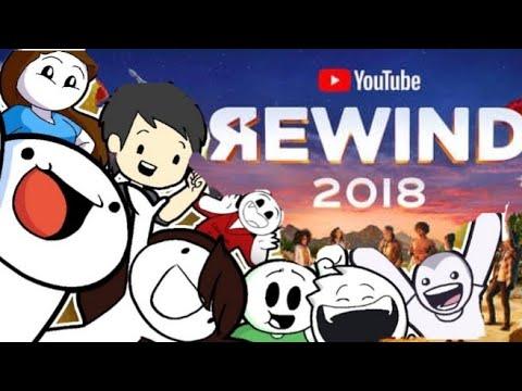 Youtube rewind 2018 - animator section