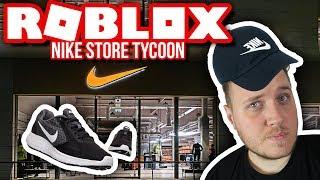 ÅBNER MIN EGEN NIKE-BUTIK! 🛍 :: Dansk Roblox Nike Store Tycoon