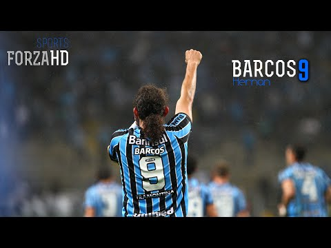 Hernán Barcos ● TOP Gols ● Grêmio