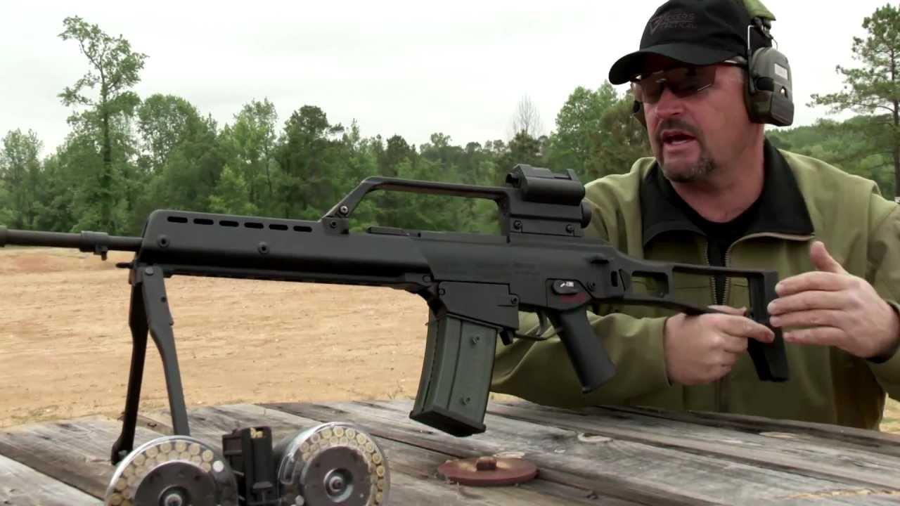H&K MG36 - YouTube | 1280 x 720 jpeg 82kB