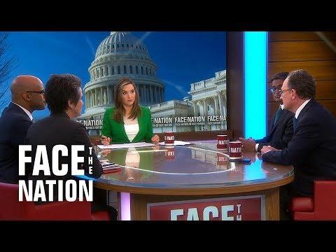 Face The Nation: Amy Walter, Jamal Simmons, Ramesh Ponnoru