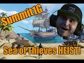 Most EPIC Sea of Thieves Heist EVER! | Summit1G | Hilarious Twitch Clip